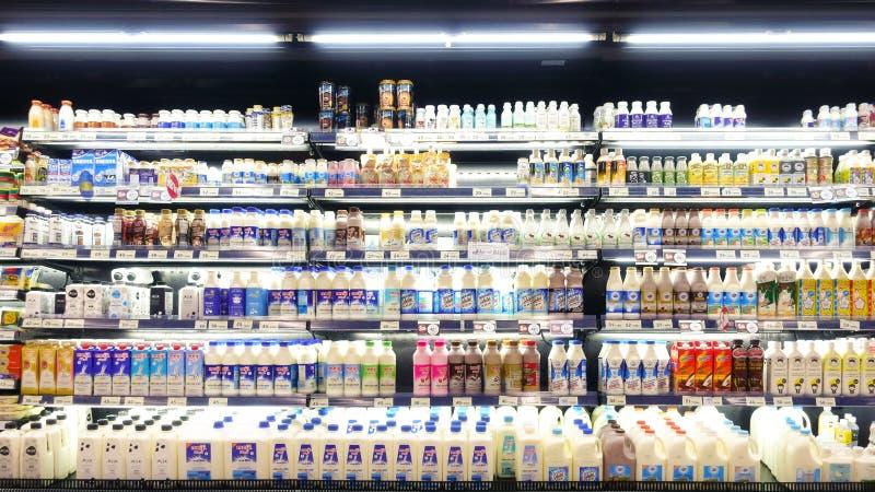 Dairy store stock photos