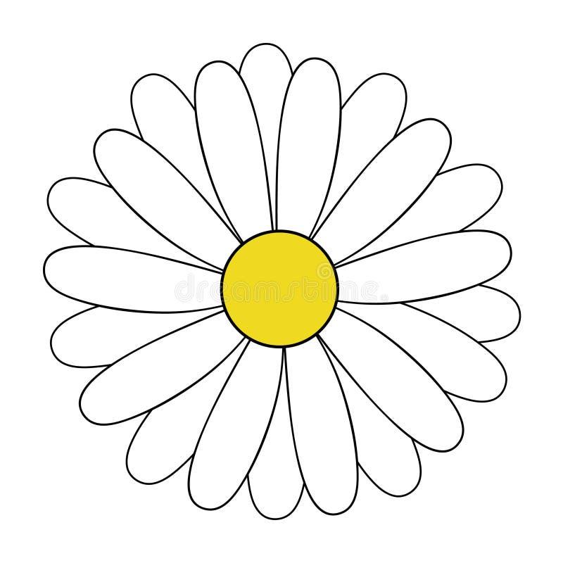 daisy royalty ilustracja