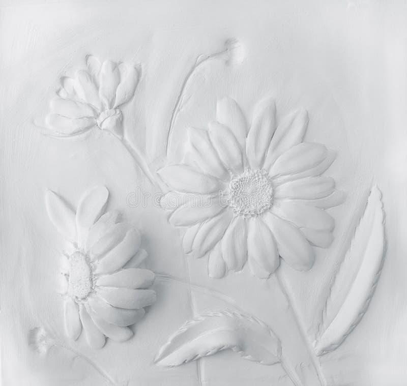Daisy Background arkivfoton