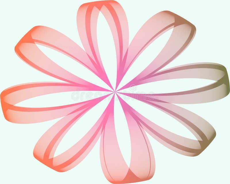 daisy fractal kolorowe ilustracji