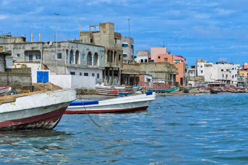 Dakar fotografia stock libera da diritti