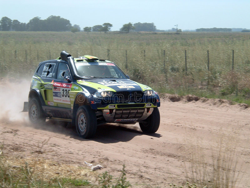 Download Dakar Argentina 007 editorial stock image. Image of speed - 7645899
