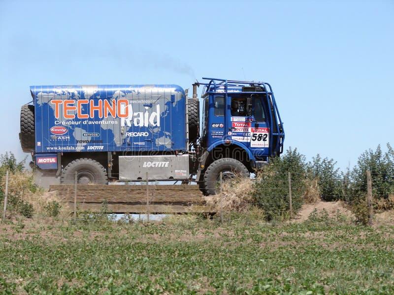Dakar Argentinien 018 stockbilder