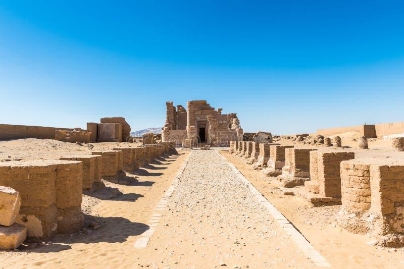 Dakhla Oase, Ägypten lizenzfreies stockbild