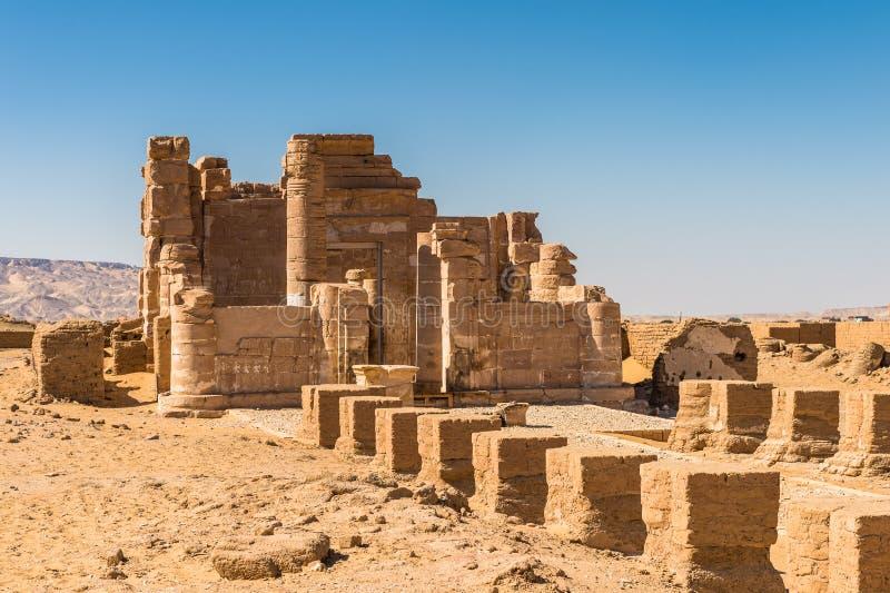 Dakhla Oase, Ägypten lizenzfreie stockfotos