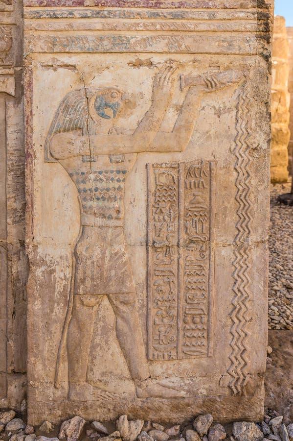 Dakhla Oase, Ägypten stockbilder