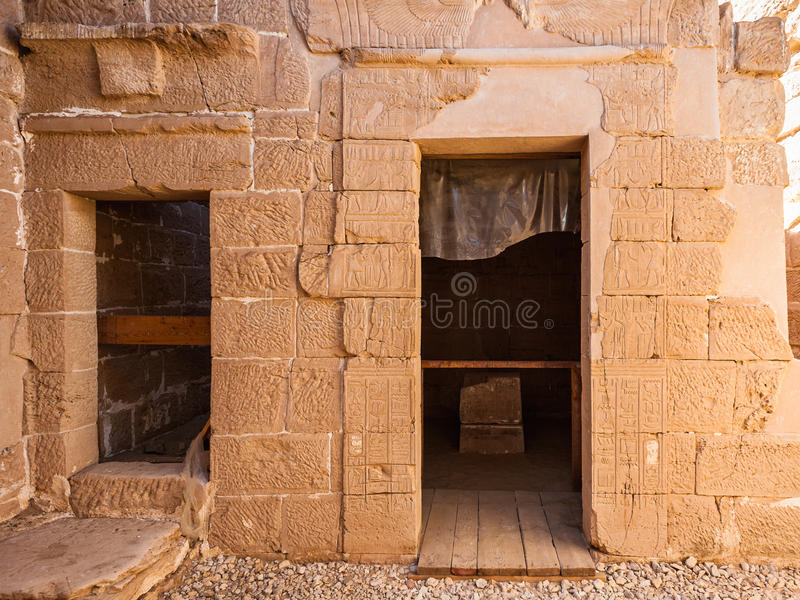 Dakhla Oase, Ägypten stockfoto