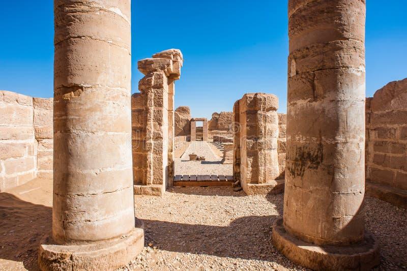 Dakhla Oase, Ägypten lizenzfreies stockfoto
