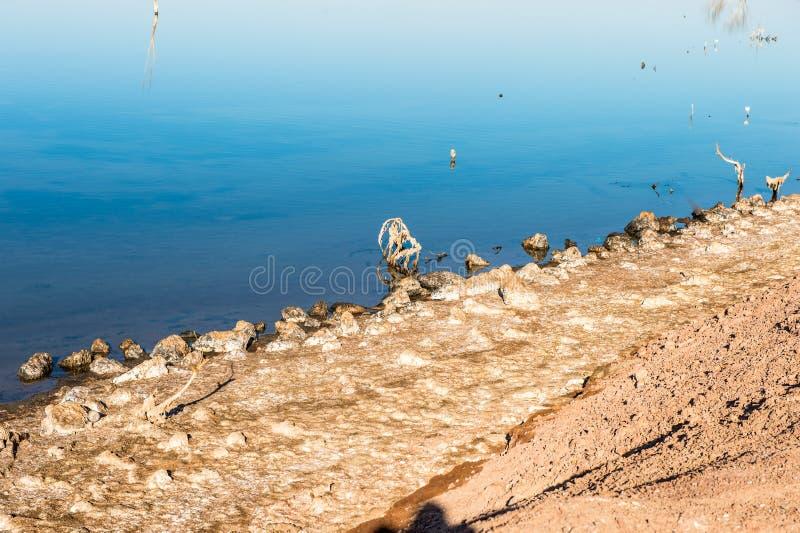 Dakhla Oase, Ägypten stockfotos