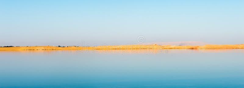 Dakhla Oase, Ägypten lizenzfreie stockbilder