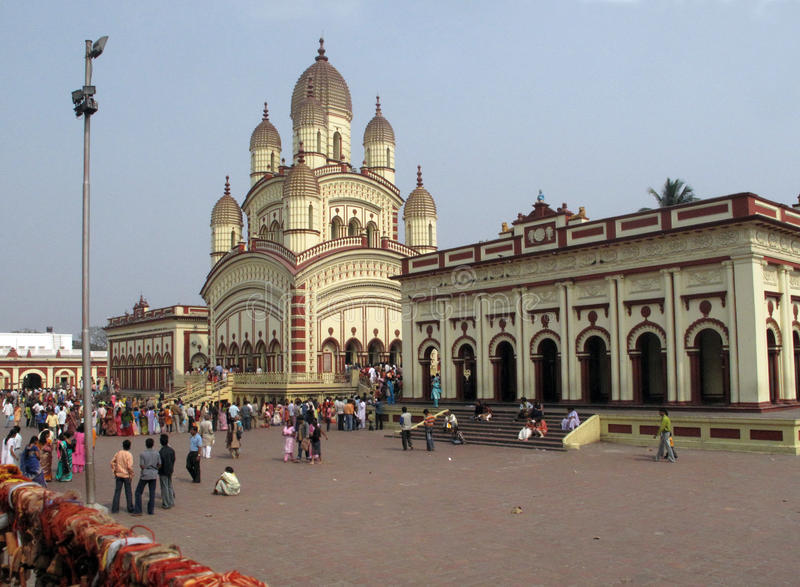 Dakshineswar Temple Editorial Photo