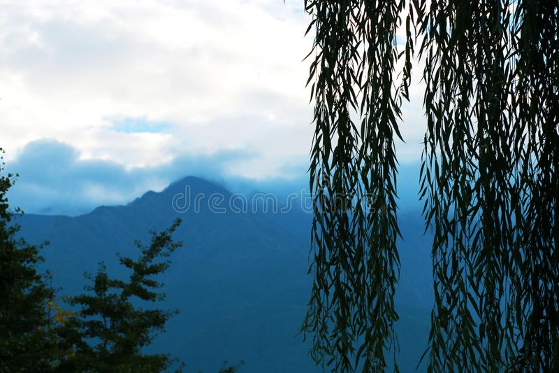 Dal Cangshan, Yunnan, Chiny obraz stock