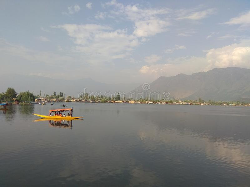 Dal Lake foto de stock royalty free