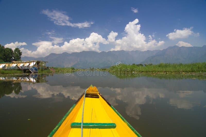 Dal Lake fotografia stock