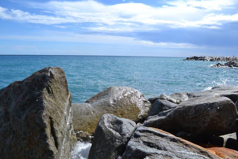 Dal mare con amore fotografia stock libera da diritti