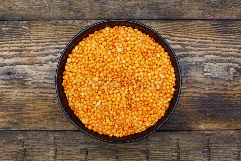 Dal Tadka Curry, platos tradicionales indios Lentejas - Dal, fotografía de archivo libre de regalías
