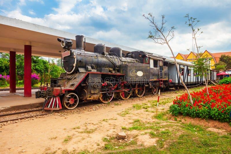 Dalatstation in Vietnam royalty-vrije stock foto's