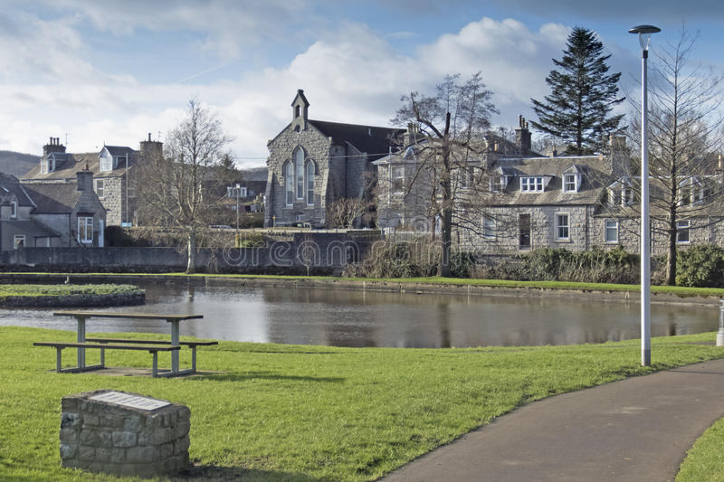 Dalbeattie, Dumfries and Galloway, Scotland royalty free stock images