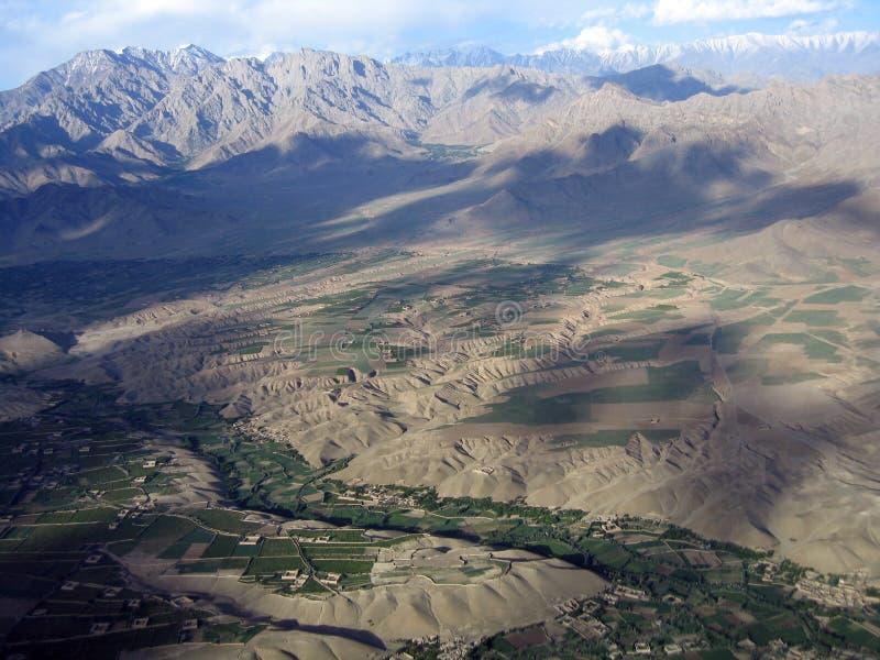 dale afganistanie obraz royalty free