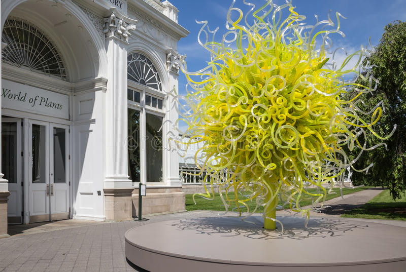 Dale Chihuly stockfoto