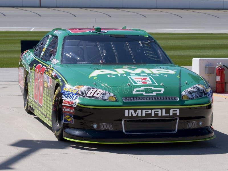 Dale Earnhardt Jr #88 stock image