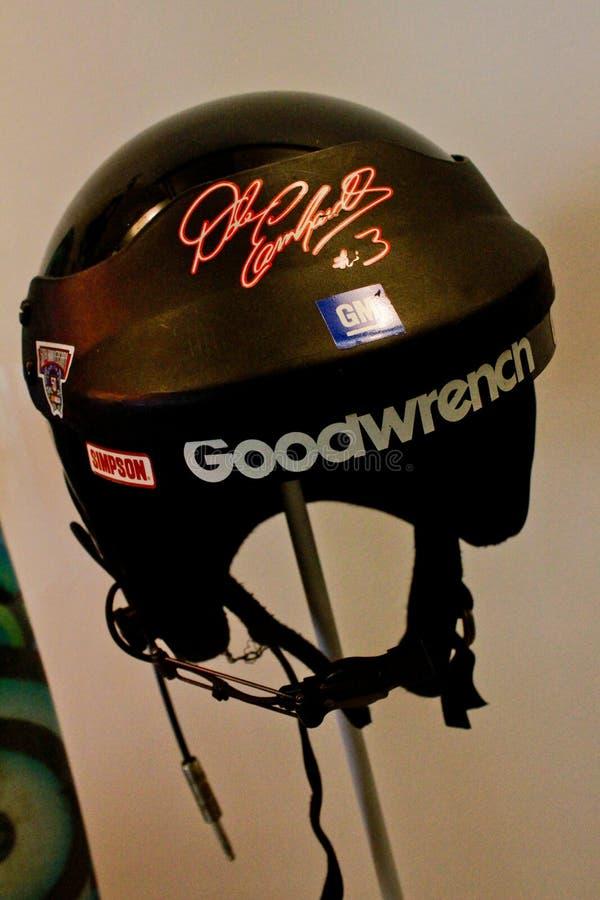 Download Dale Earnhardt Sr. Racing Helmet Editorial Stock Photo - Image: 28115213