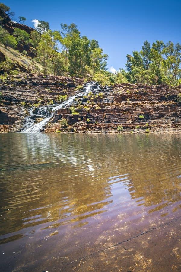 Dale Gorge Australia fotos de archivo