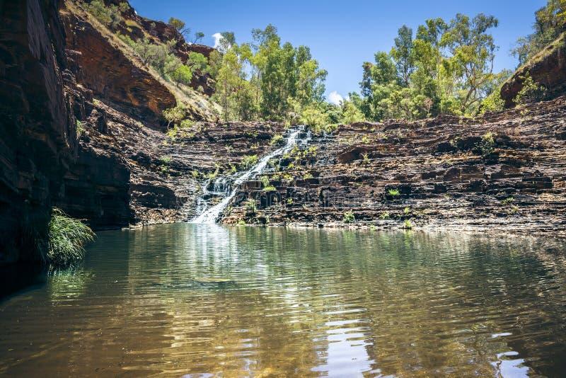Dale Gorge Australia foto de stock