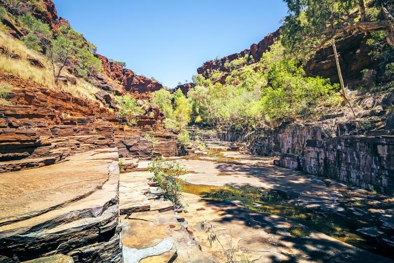 Dale Gorge Australia fotos de stock royalty free
