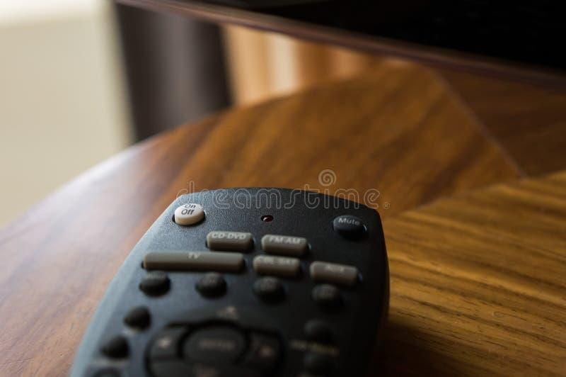 Daleki kontroler zdjęcia stock