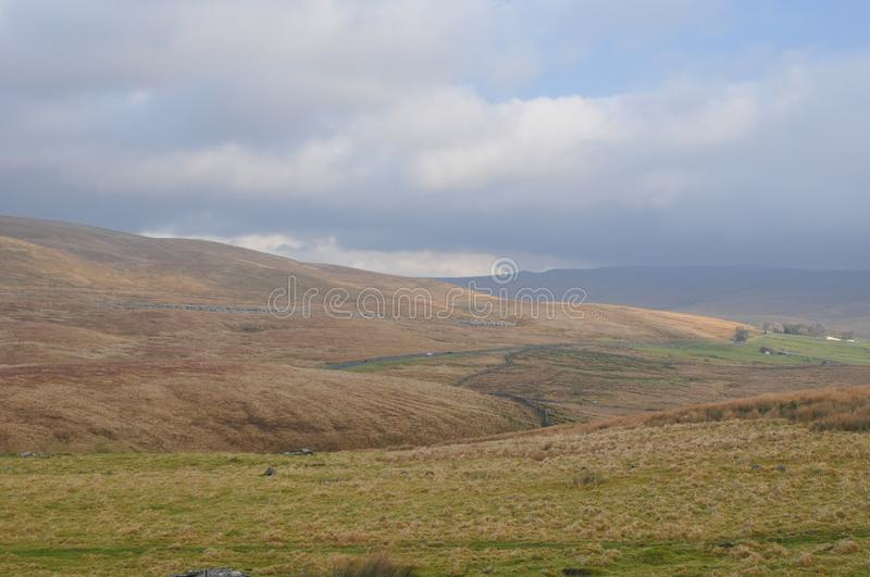 Dales Lake District England Stock Photography