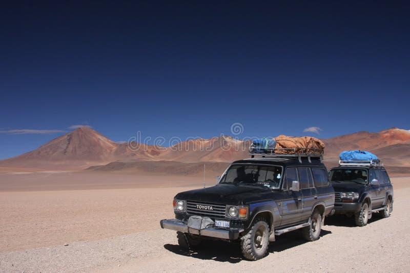 dali沙漠 库存图片