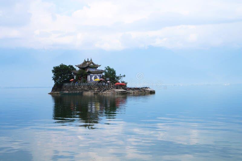 Dali Erhai, Yunnan, Chine photo libre de droits
