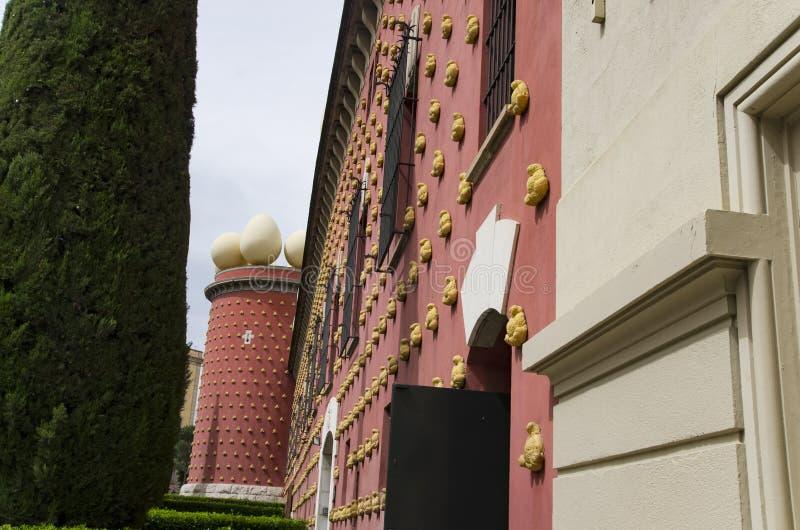 Dali Theater Museum fotografia de stock
