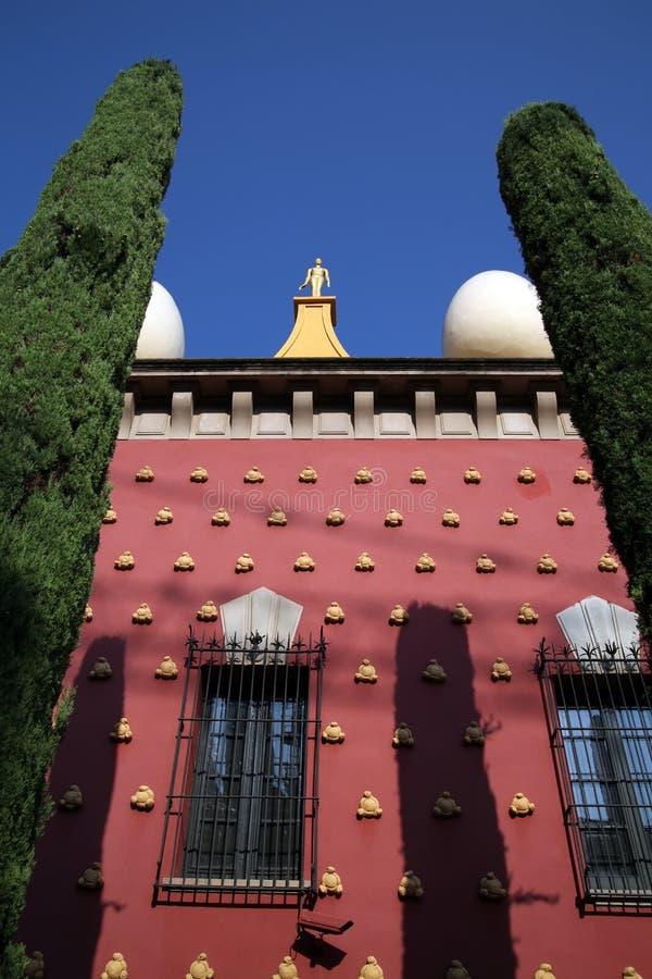 Dali Theatre-Museum, Figueres Stock Photo