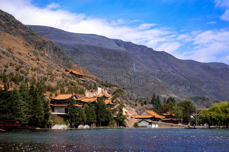 Dali Yunnan royaltyfria foton