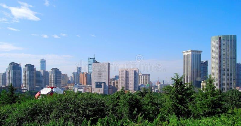 Dalian, Chine. photos libres de droits