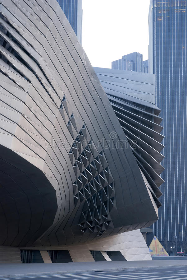 Download Dalian International Meeting Centre Stock Photo - Image: 37970800
