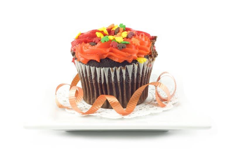 Daling Cupcake stock afbeeldingen