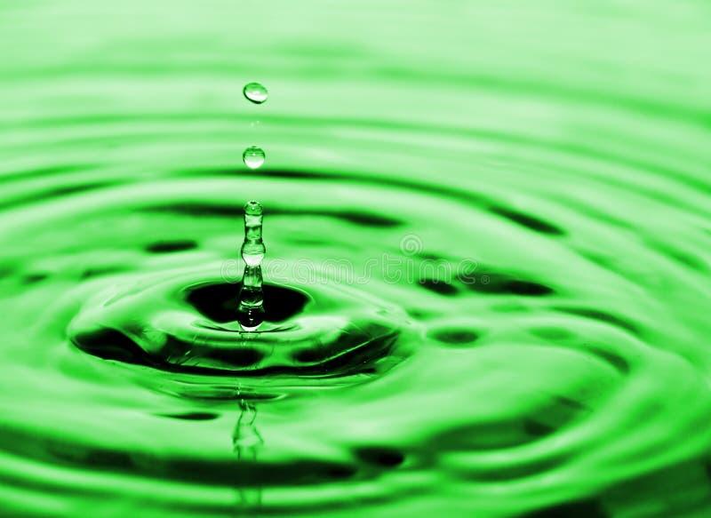 Dalingen van water het stromen royalty-vrije stock afbeeldingen