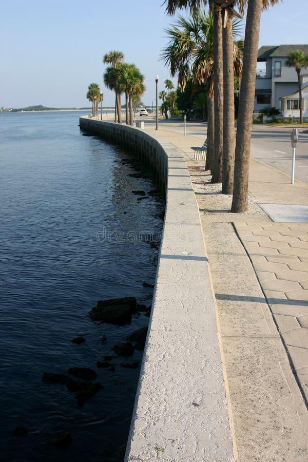 Download Dalla baia immagine stock. Immagine di palma, passaggio - 219659