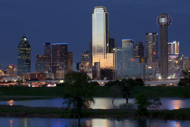dallas городской texas стоковые фото