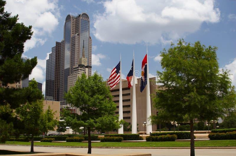 Dallas royalty-vrije stock afbeelding