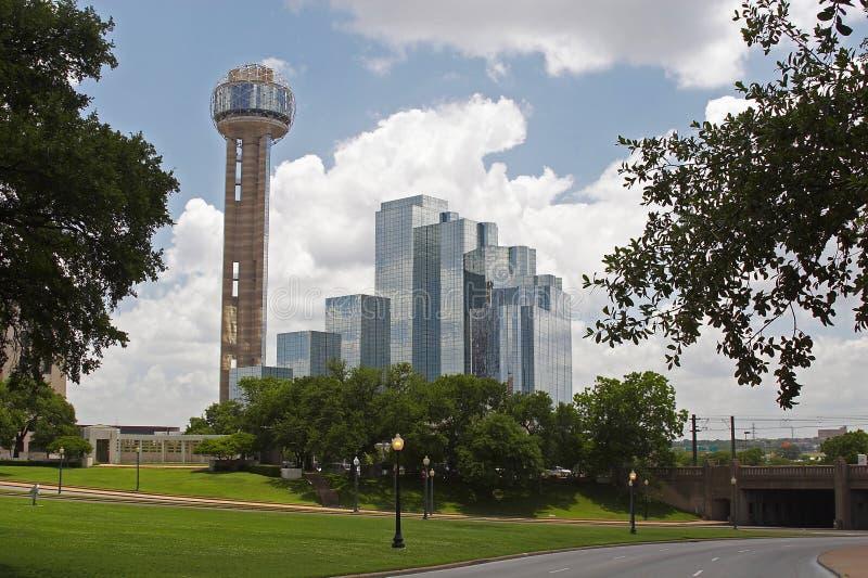 Dallas stock afbeelding