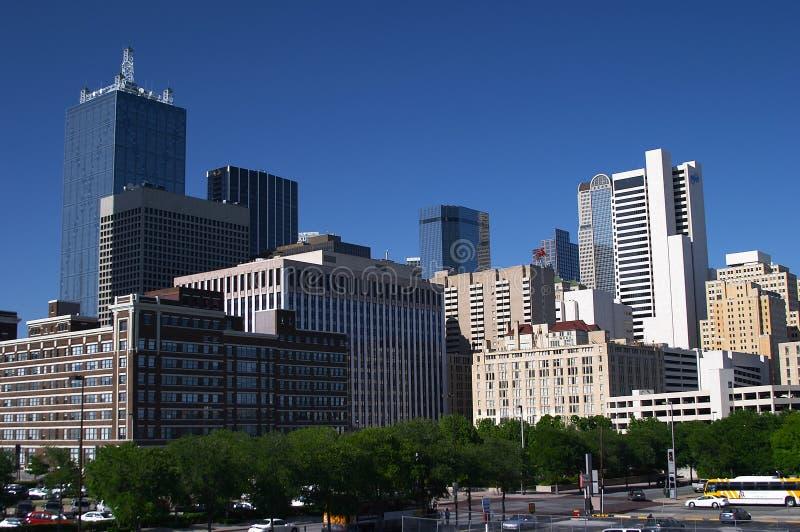 Dallas royalty-vrije stock fotografie