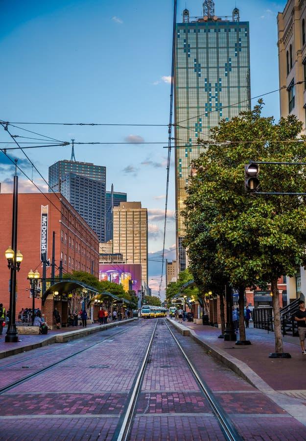 Dallas City photos stock