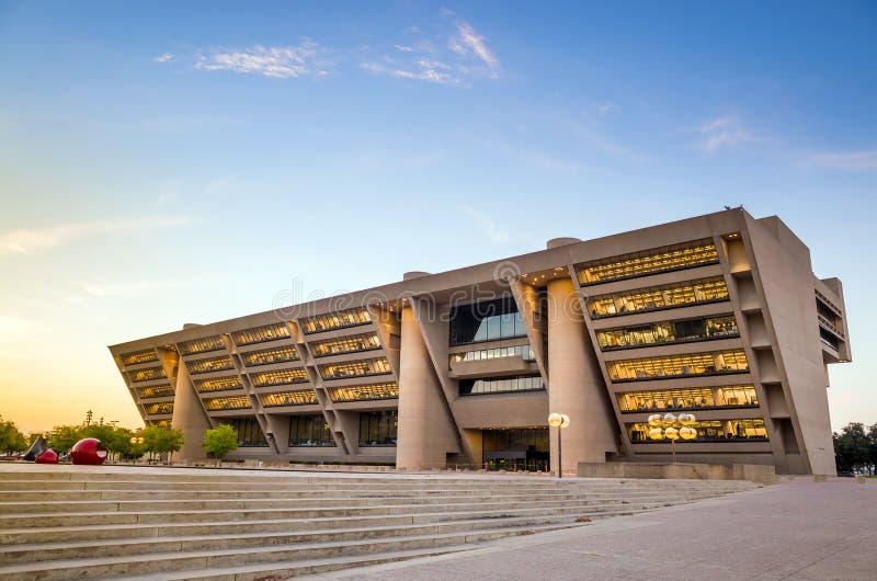 Dallas City Hall image libre de droits