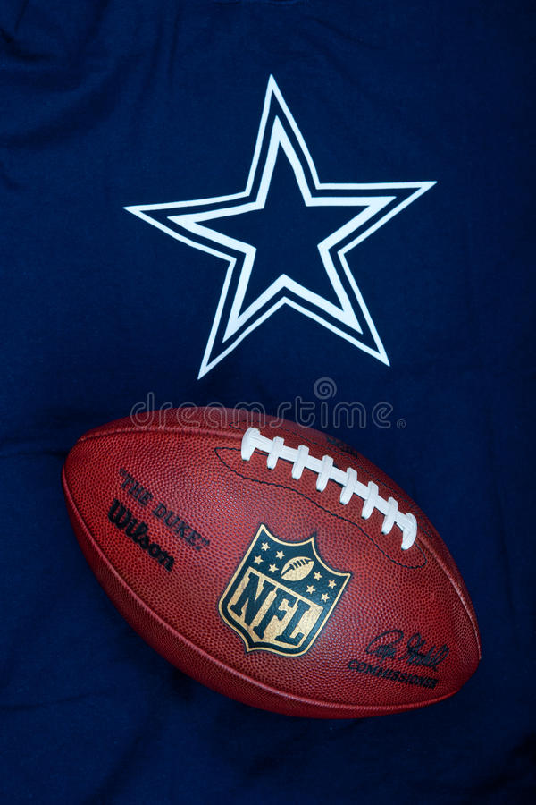 Dallas Cowboys fotografie stock
