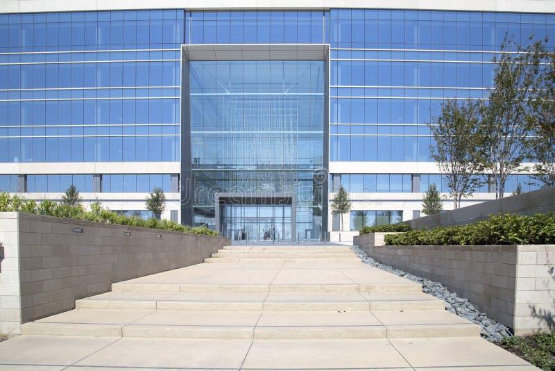 Dallas Cowboys agradable establece jefatura del edificio de oficinas imagenes de archivo