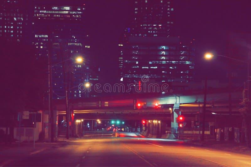 Dallas del centro immagini stock libere da diritti